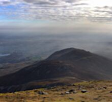 Wide - Croagh Patrick by ezequielm