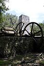 Yulee Sugar Mill Ruins by Laurie Perry