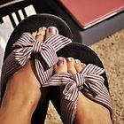 Lilac Slippers by TiffanieH