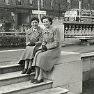 perfectly dressed, 1950s Belfast, Northern Ireland by Andrew Jones