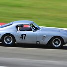 1960 Ferrari 250 SWB by Willie Jackson
