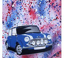 Mini Splatter 02 Painting Photographic Print