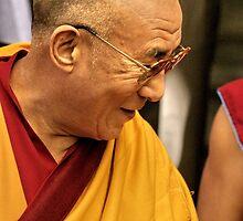 HH Dalai Lama. mcleod ganj, india by tim buckley | bodhiimages