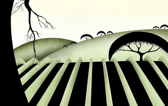 Vineyard by LaurenWest