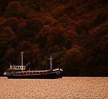 Spirit of Loch Ness.  by Mbland