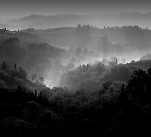Tuscan Sunrise by Frances McGarry