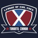 League of Evil X's by BionicBatman