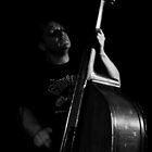 In a void with the slap bass. by Ravinder Surah