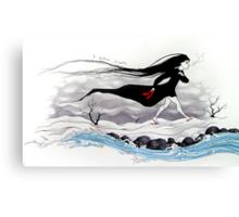 I Follow Rivers Canvas Print