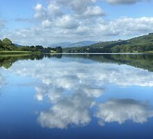 Esthwaite Water..English Lake District by VoluntaryRanger