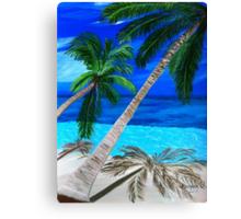 Aloha Canvas Print