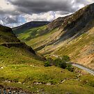 Honister Pass by Tom Gomez