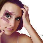 Model Beauty by wanda lechene