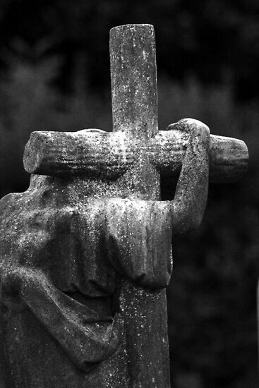 The Cross We Bare by James  Leader