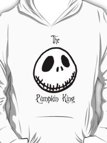 Jack The Pumpkin King T-Shirt