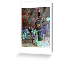 Gifts from the Vineyard Greeting Card