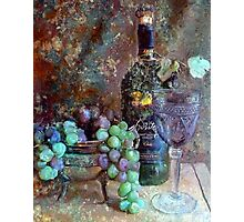 Gifts from the Vineyard Photographic Print