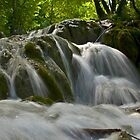 Small Waterfall  by Billboeing