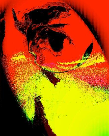 self portrait.... by banrai