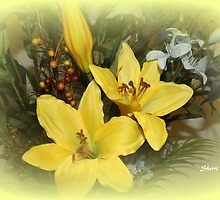 MELLOW YELLOW by Sherri     Nicholas