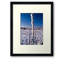 Waking The Witch (Kate Bush) Framed Print