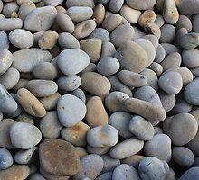 Pebbles on Chesil Beach,Dorset by bugzthebiker