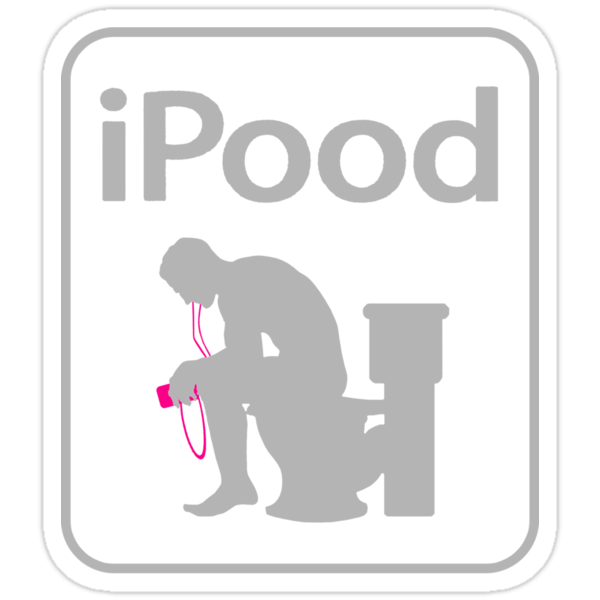 iPood  by crazytees