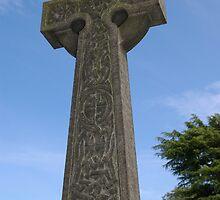 Celtic cross by John Butterfield