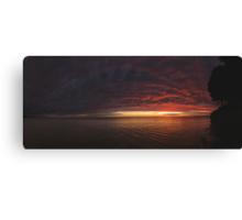 Lake Ontario predawn Canvas Print