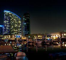 Dubai Festival City by Eduard Daling