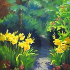 Discovery Garden by Karen Ilari