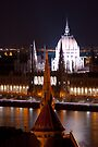 Budapest, City of Spires (viewed 263 times) by Cliff Williams