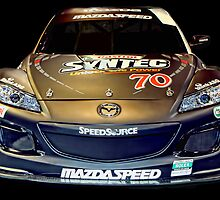 MAZDASPEED by Robert Beck