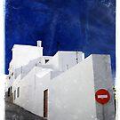 White paint by Laurent Hunziker