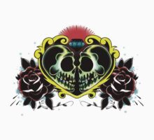 Skullheart by xsamuraix