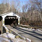 Linton Stevens Covered Bridge by enyaw