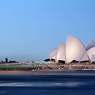 Opera House at Dusk by rachomini