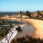One of Coolangatta's Beaches in the 1980's by georgieboy98