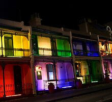 Colourful apartments by rachomini