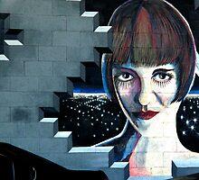 Bette Davis Eyes by Michael J Armijo