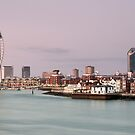 Portsmouth Evening by Andrew Walker