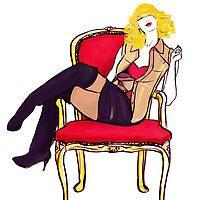My Throne by Lisa Furze
