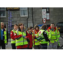 unsung heroes Photographic Print