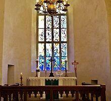Pühalepa Church by tutulele