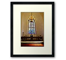 Pühalepa Church Framed Print