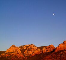 Sedona Sky V by motherhenna