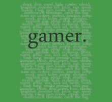 gamer. by ermisenda