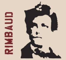 Rimbaud Outline by Snufkin