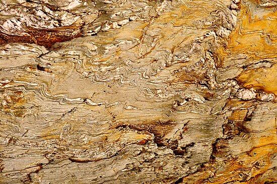 Orange Rock by Will Priestley