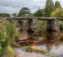 The Clapper of Postbridge by timmburgess